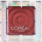 L'Oreal Color Queen Oil Shadow - Единични сенки за очи - четка