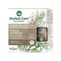Farmona Herbal Care White Quinoa Regenerating and Nourishing Face Cream-Mask - маска