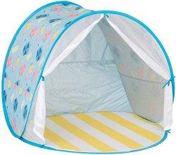 Сгъваема детска палатка с UV защита 50+ - Оcean - аксесоар