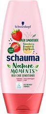 Schauma Nature Moments Hair Smoothie Intense Repair Conditioner - очна линия