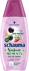 Schauma Nature Moments Hair Smoothie Intense Nourishment Shampoo - балсам