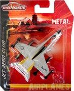 """Изтребител - Navy 183 - Метална играчка от серията """"Jet Aero Club"""" - играчка"""