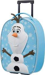 """Детски куфар на колелца - Олаф - От серията """"Disney Ultimate"""" - продукт"""