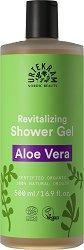 """Urtekram Aloe Vera Regenerating Shower Gel - Възстановяващ био душ гел от серията """"Aloe Vera"""" - продукт"""
