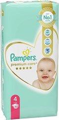 Pampers Premium Care 4 - Maxi - продукт
