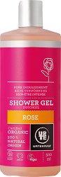 Urtekram Rose Pure Indulgement Shower Gel - продукт