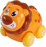 """Лъвче - Бебешка играчка от серията """"ABC"""" -"""
