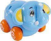 """Слонче - Бебешка играчка от серията """"ABC"""" -"""
