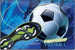 Подложка за бюро: Футбол