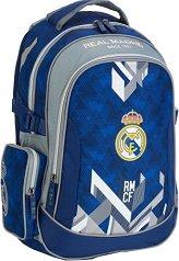 Ученическа раница - ФК Реал Мадрид - портмоне