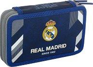 Несесер с ученически пособия - ФК Реал Мадрид - портмоне