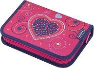 Ученически несесер - Pink Hearts - играчка