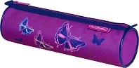 Ученически несесер - Glitter Butterfly -