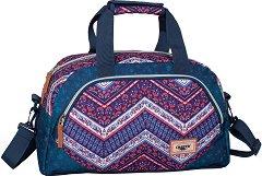 Пътна чанта - El Charro Ethnic Denim -