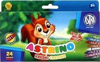 Пастели - Astrino - Комплект от 24 цвята