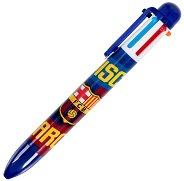 Химикалка с 6 цвята - Барселона