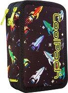 Несесер с ученически пособия - Jumper: Rockets - несесер
