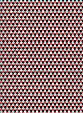 Декупажна хартия - Точки - Размери 30 x 40 cm
