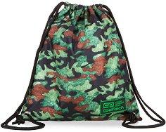 Спортна торба - Sprint Line: Camo Fusion Green - раница