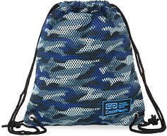 Спортна торба - Sprint Line: Camo Mesh Grey - раница