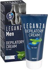 Leganza Men Depilatory Cream - шампоан