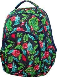 Ученическа раница - Basic Plus: Candy Jungle -