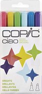 """Двувърхи маркери - Ciao Bright - Комплект от 6 цвята от серията """"Ciao"""""""