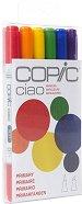"""Двувърхи маркери - Ciao Primary - Комплект от 6 цвята от серията """"Ciao"""""""