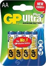 Батерия AA - Алкална (LR6) - 4 броя -