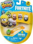 Mighty Beanz: Fortnite - Комплект от 4 бобчета за игра - продукт