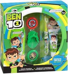 """Детски подаръчен комплект - С козметика от серията """"Бен 10"""" -"""