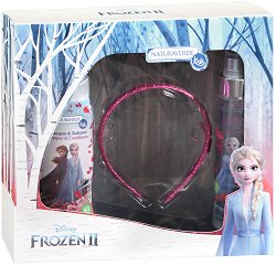 """Детски подаръчен комплект - С козметика от серията """"Замръзналото кралство"""" -"""