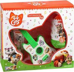 """Детски подаръчен комплект - С козметика от серията """"44 Котки"""" -"""