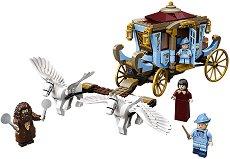 """Каляската на Бобатон пристига в Хогуортс - Детски конструктор от серията """"LEGO: Хари Потър"""" - продукт"""