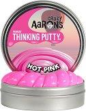 """Антистрес желе - Hot Pink - От серията """"Crazy Aaron's"""" -"""