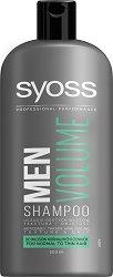 Syoss Men Volume Shampoo -