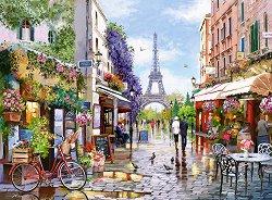 Париж в цветя - пъзел