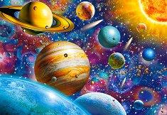 Слънчевата система - Ейдриан Честърман (Adrian Chesterman) -