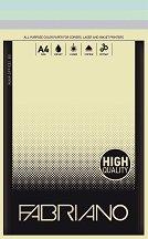 Цветен копирен картон в пастелни цветове - 100 листа A4 с плътност 160 g/m : 2 :