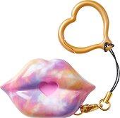 Ключодържател звучна целувка - Tie-Dye Kiss - хартиен модел
