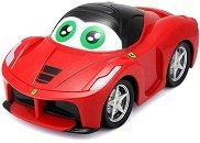 """Кола с дистанционно управление - Ferrari - От серията """"Junior"""" - играчка"""
