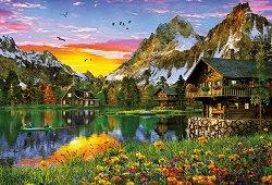 Алпийско езеро -