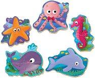 Морски животни -
