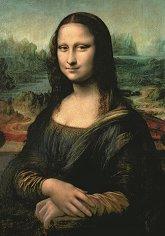 Мона Лиза - Леонардо да Винчи (Leonardo  da Vinci) -