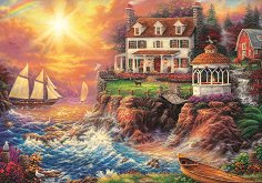 Спокойствие на брега - Чък Пинсън (Chuck Pinson) - пъзел