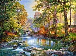 Покрай реката -