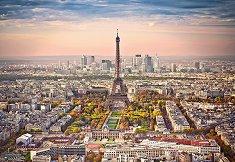 Изглед над Париж -