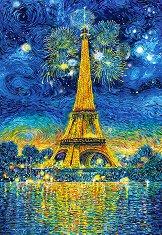 Празник в Париж - Робърт Лин Нелсън (Robert Lyn Nelson) -