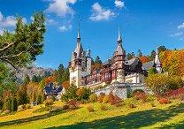 Замъкът Пелес, Румъния -