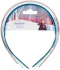 """Детски диадеми за коса - Frozen 2 - Комплект от 3 броя от серията """"Замръзналото кралство"""" -"""